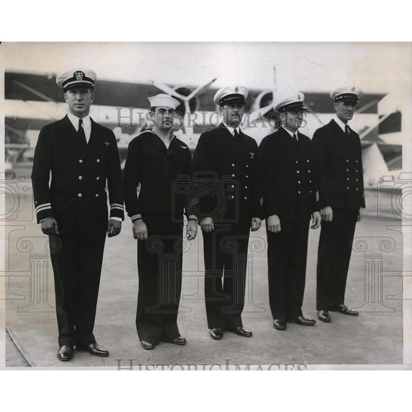 1934 US Navy MP Stephanz front