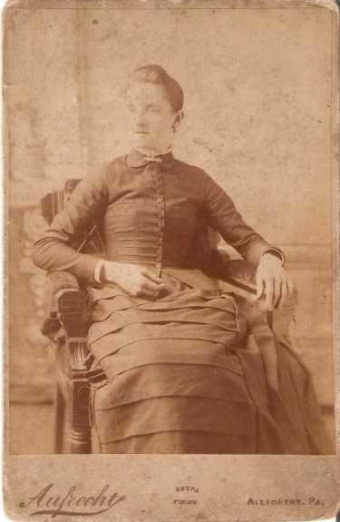 Caroline Stitt, younger