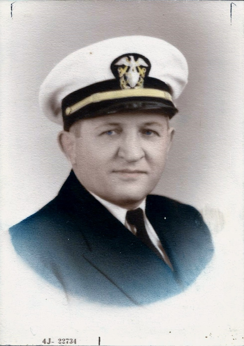 Chief Mathias Stephanz circa 1930s