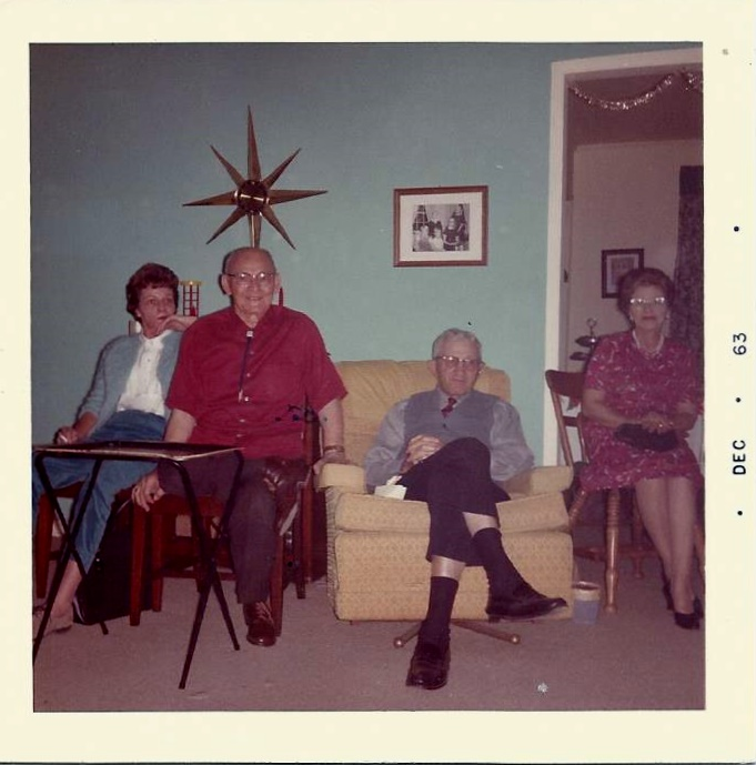 Jeanne, ARW, Mathias, Ruby 1963
