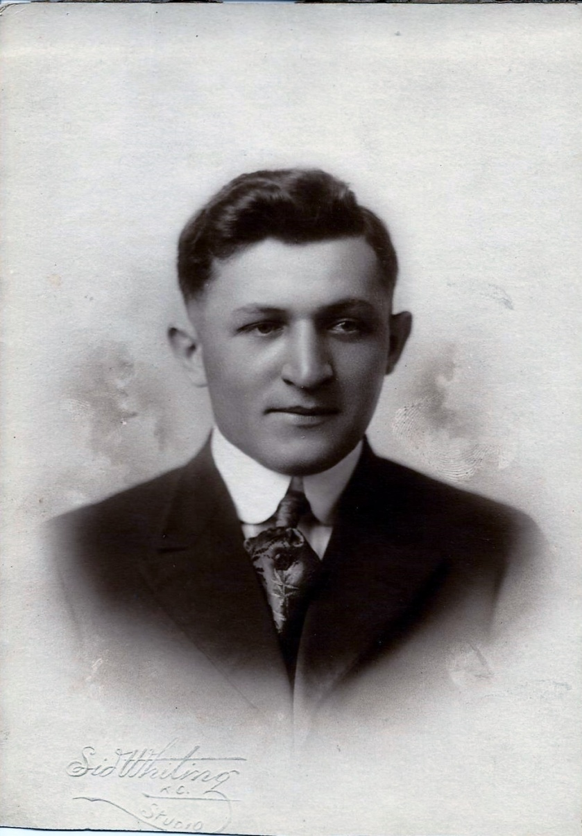 Mathias Stephanz 1916 Kansas City