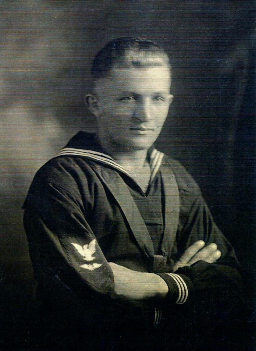 Mathias Stephanz circa 1918-1920