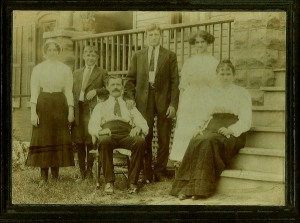 Stephanz Family 1912-19