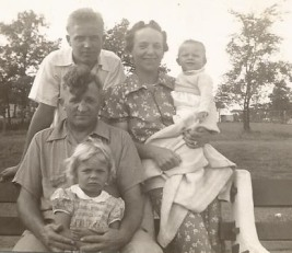 1941- Paul, Mathias, Clara, Virginia, Clarice