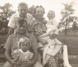 1941- Paul, Mathias, Clara, Virginia, Clarice