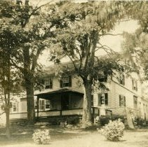The Logan Homestead July 1913