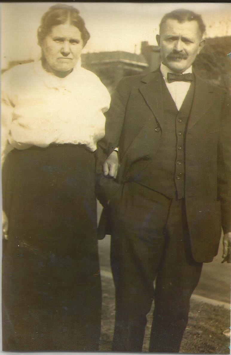 Mary Swegel and Matthias Paul Stephanz, Sr.