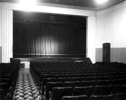 The Little Theater of Jacksonville interior