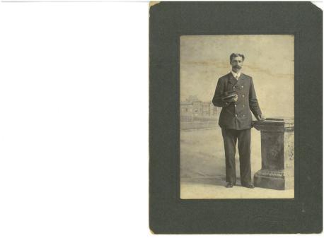 John T. Wescott circa 1905