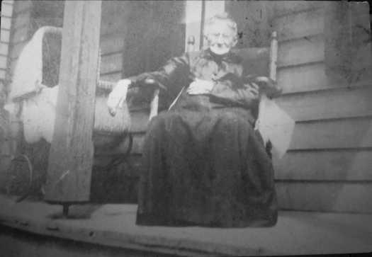About 1918 Martha Ann