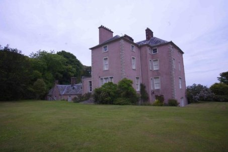 Logan House on Mull of Galloway. Photos courtesy of Paul Lightsey