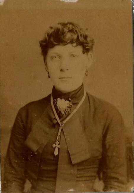 Miriam Cofer age 18 according to photo