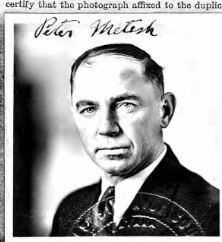Peter Metesh