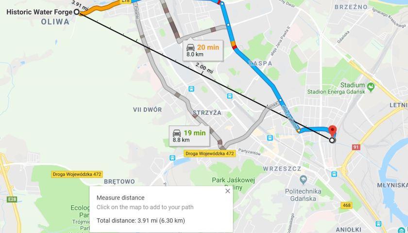 Schwittkowski Map