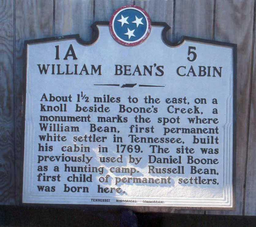 Bean's Cabin