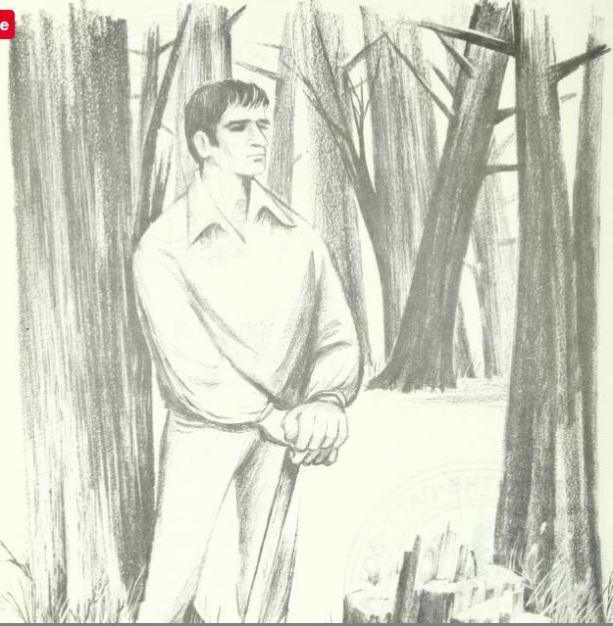 John Bean artist's rendition